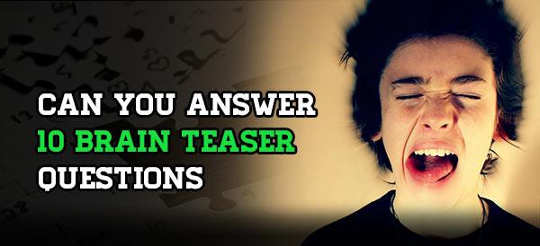 10 domande Q.I.