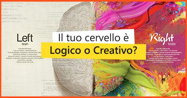cervello logico o creativo?