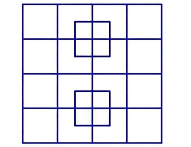 rompicapo quadrati